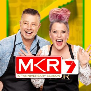 Mick and Jodie-Anne MKR